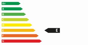 Energielabel E