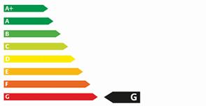 Energielabel G