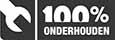 100% DEALER ONDERHOUDEN